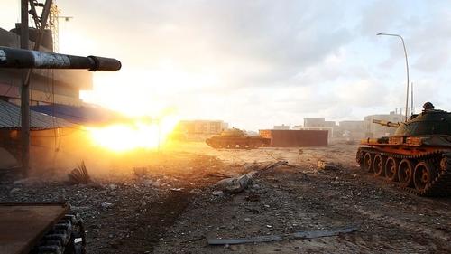 Battle for Benghazi began three years ago