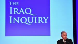 John Chilcot's report on the Iraq War was published this day last year