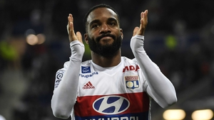 Alexandre Lacazette: 'I always dreamed of playing for this club.'