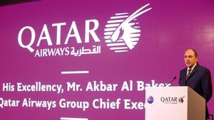 Qatar Airways chief executive Akbar Al Baker said his comments were intended as a joke
