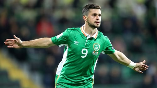 Shane Long has scored 17 goals in 81 games for Ireland