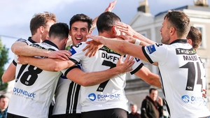 Stephen Kenny: 'For us, it's a tremendous incentive to have the match in Dundalk.'