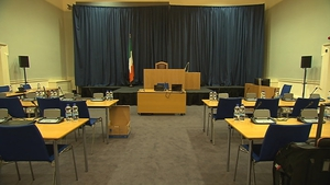The tribunal is hearing from a line manager at the HSE's Rian Counselling service
