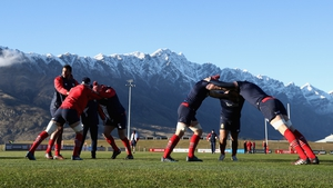 The Lions spent a couple of days winding down in Queenstown ahead of the third test