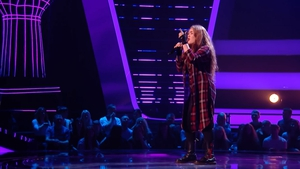Zena misses out on place in The Voice Kids semi-final