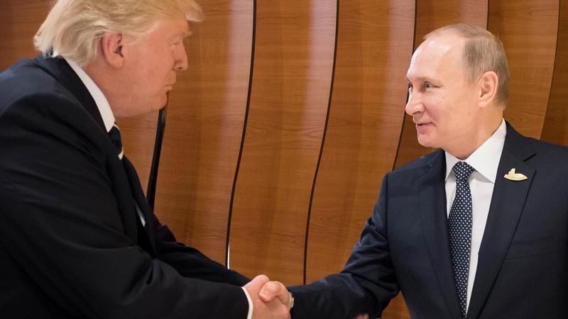 Resultado de imagem para trump e putin g20