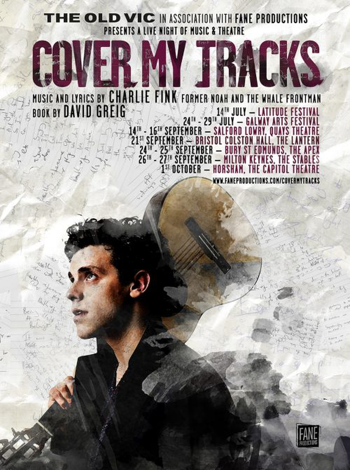 """""""Cover My Tracks"""" by Charlie Fink and David Greig"""