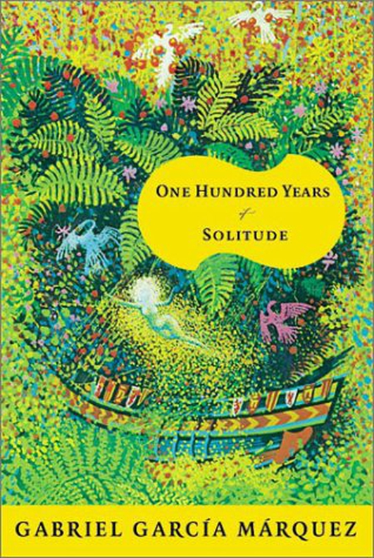 "50th anniversary of ""100 Years of Solitude"" by Gabriel Garcia Marquez"