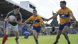 "Maughan: ""Clare ran out of steam"" 