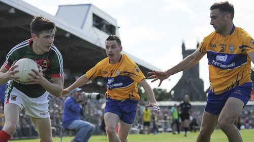 Battling Clare Lose Out To Mayo In All Ireland SFC Qualifiers