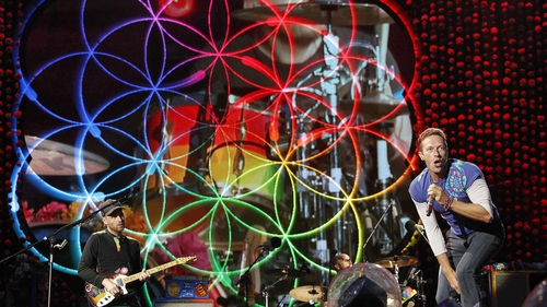 Coldplay leave Croke Park with a Head Full of Dreams