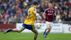 Cian Connolly fires an early goal for Roscommon
