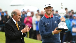 Jon Rahm will defend his 2017 Irish Open crown