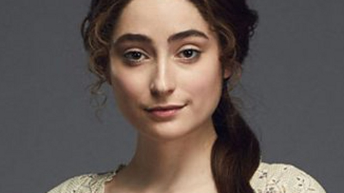 """Ellise Chappell on Morwenna: """"a rebellious streak that she doesn't even know exists"""""""