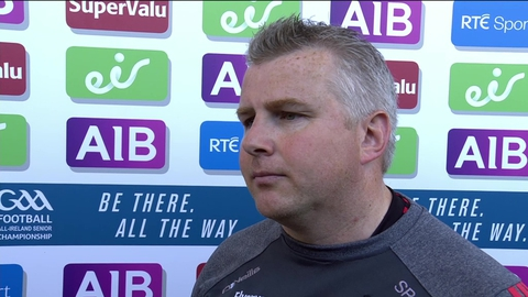 Stephen Rochford on Mayo's convincing comeback
