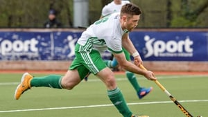 Shane O'Donoghue was among the goalscorers for Ireland