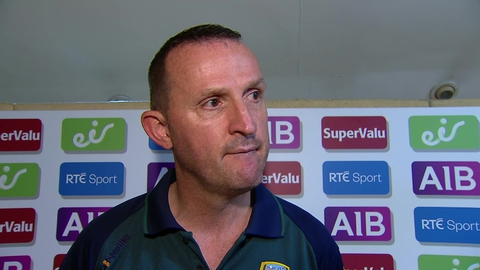 "Andy McEntee - ""Meath have to work harder"""