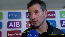 "Rory Gallagher: ""Donegal showed a lot of inexperience"" 