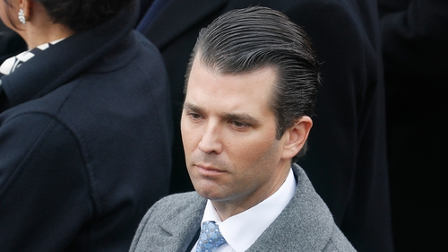 Donald Trump Jr is scheduled to testify before the Senate Judiciary Committee on 26 July