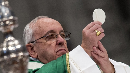 Vatican rules out gluten-free bread for Eucharist
