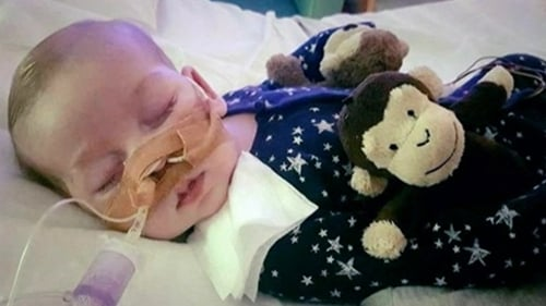 Charlie Gard's parents are fighting a legal battle to send him to the US to undergo experimental therapy