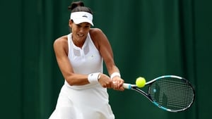 Garbine Muguruza was a beaten Wimbledon finalist in 2015