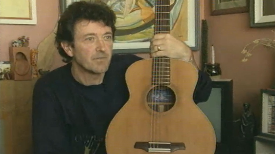 Guitar maker Chris Larkin (1997)