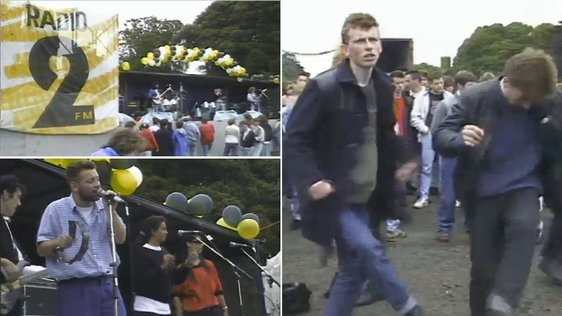 Lark in the Park 1987