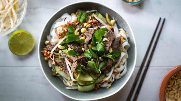 Donal Skehan's Vietnamese Beef Noodles