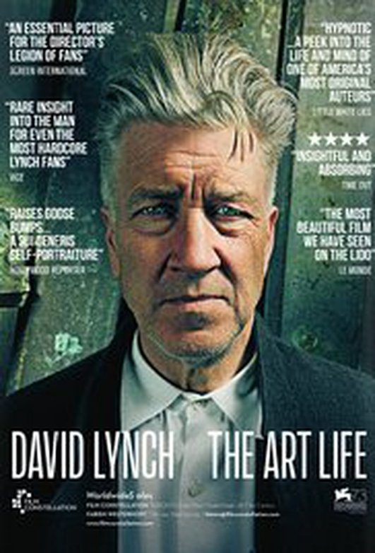 "Review:  ""David Lynch: The Art Life"""