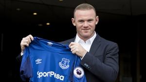 Wayne Rooney was just nine when Everton won their last trophy