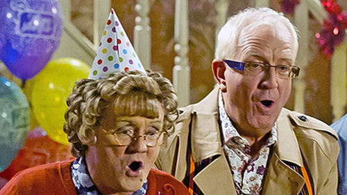 Rory Cowan reveals why he is quitting Mrs Brown's Boys
