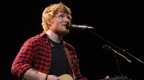 Ed Sheeran has revealed he once worried about he looked