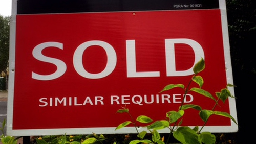 Residential property prices nationwide rose by 11.9% in the year to May