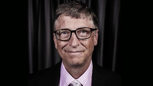Bill Gates, who has pledged billions of dollars to manufacture and test possible coronavirus vaccines