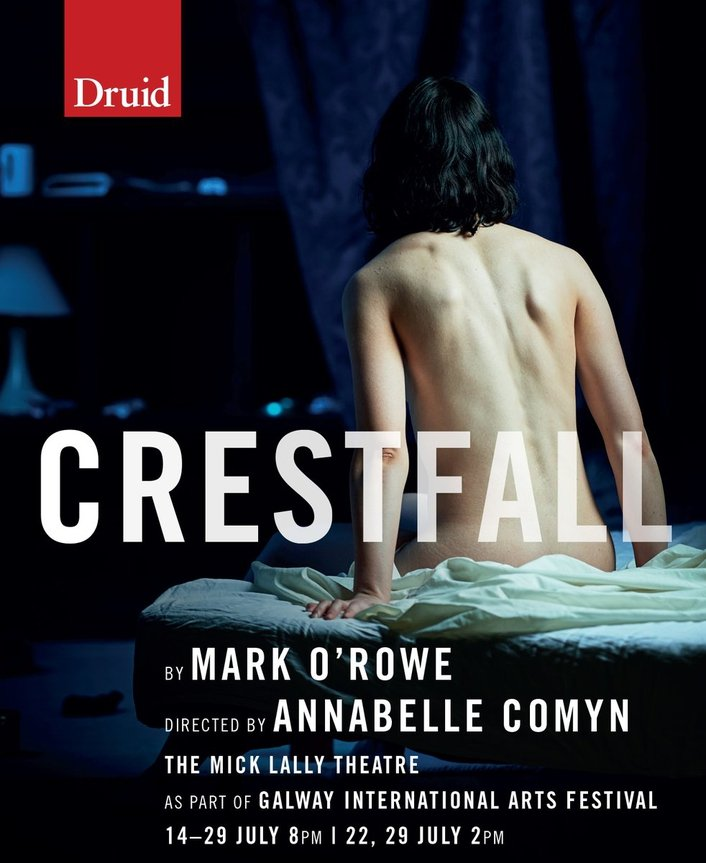 """Crestfall"" by Mark O'Rowe, produced by Druid Theatre"