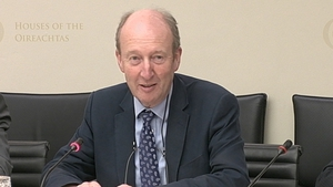 Shane Ross said he will have further news on the Moran report soon