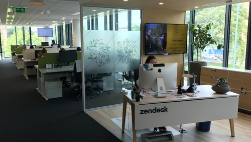 Zendesk already employs 200 people in Ireland