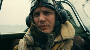 No sex, please; we're British: Tom Hardy played a daring Spitfire pilot in Dunkirk