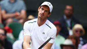 Andy Murray underwent hip surgery in January