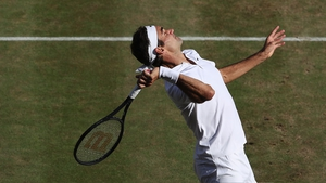 Federer has looked imperious en route to the semis