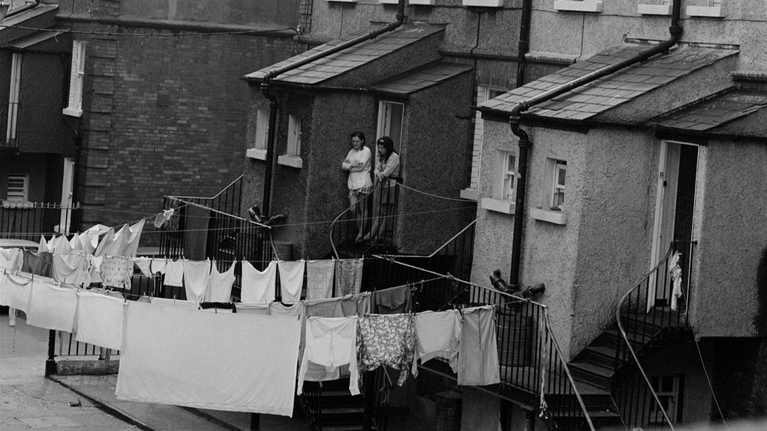 Housing Conditions in Dublin 1966