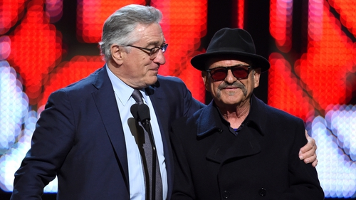 Pesci joins The Irishman alongside Pacino and De Niro
