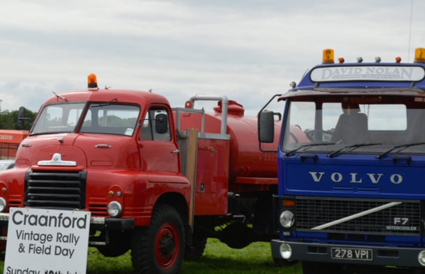 Craanford Vintage Rally & Field Day