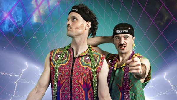 The mighty Lords Of Strut headline the children's programme at this year's Dublin Fringe.
