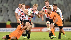 Cheetahs and the Southern Kings in action in Super Rugby