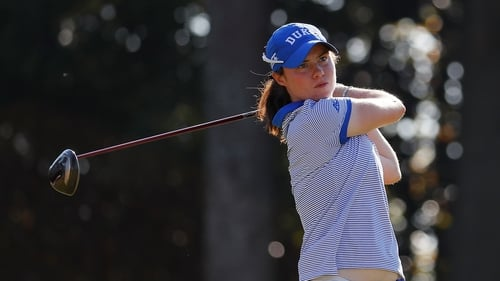 "Leona Maguire: ""For me it's about doing everything the best I can in whatever I choose to do."""