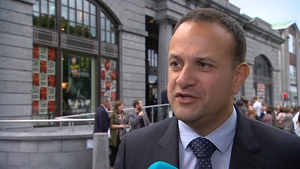 Leo Varadkar said the PAC was not the place to discuss the policing of the Jobstown protest