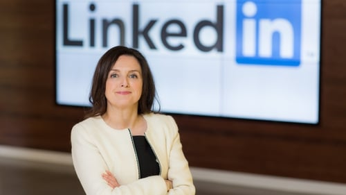 LinkedIn Sharon McCooey tells Conor Brophy that roles offered in the ReturnIn programme are for both women and men