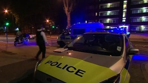 Five acid attacks took place in north and east London in less than 90 minutes on Thursday night